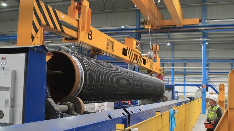 "Polnischer Ministerpräsident in Berlin: ""Nord Stream 2 kann Krieg bedeuten"""