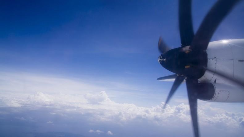 Flugzeugabsturz in Iran: Alle 66 Menschen an Bord kommen ums Leben