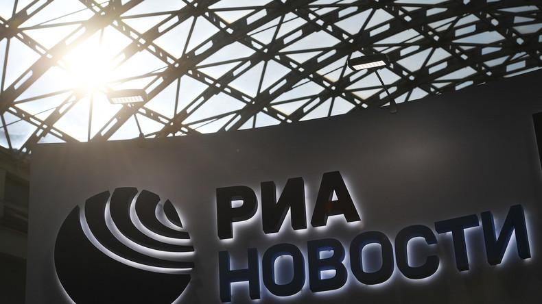 Weiterer russischer Medienkanal als Auslandsagent registriert