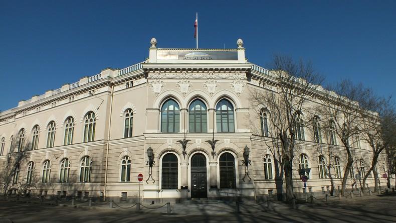 Lettlands Anti-Korruptionsbehörde nimmt Zentralbankchef wegen Korruptionsverdachts fest