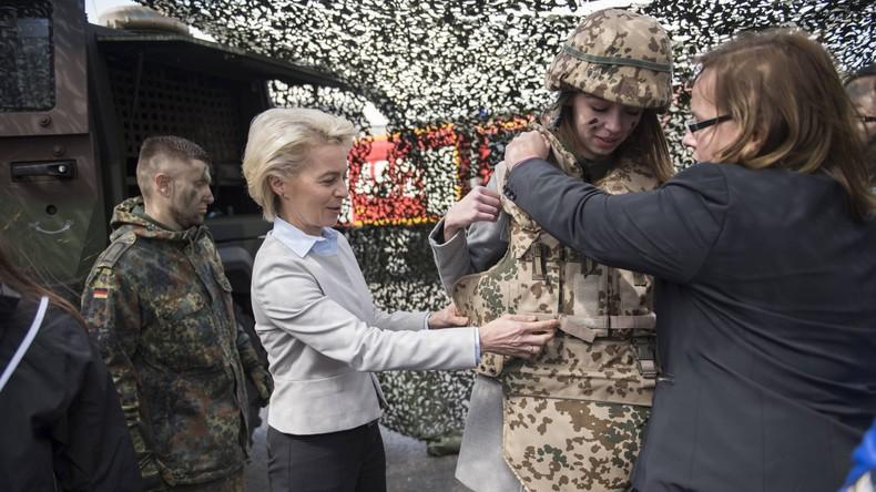 Bundeswehr fehlen für NATO-Einsatz nicht nur Panzer, sondern auch Schutzwesten und Zelte