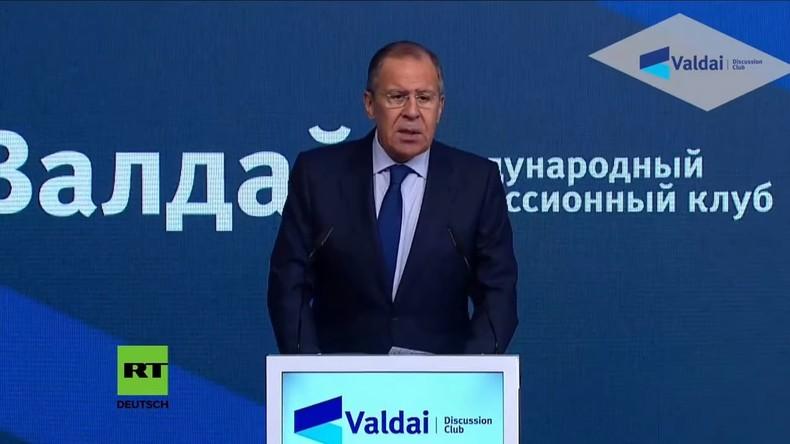"""LIVE: Konferenz """"Russland im Nahen Osten"""""""