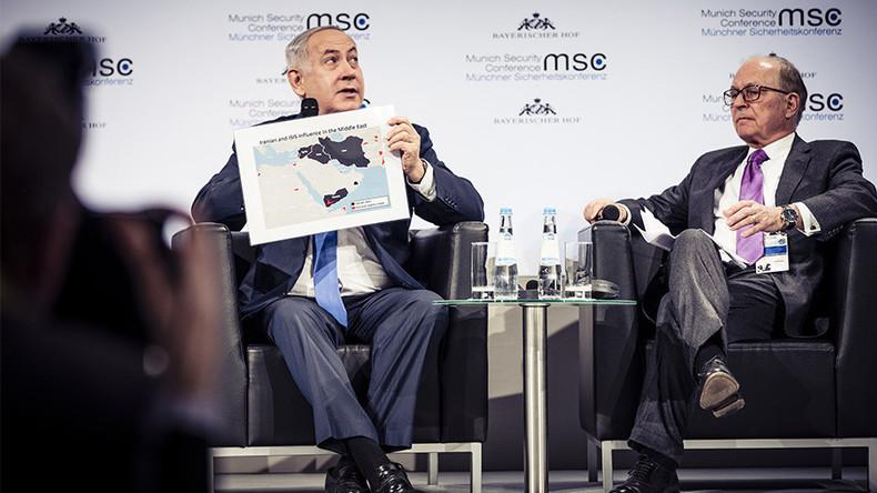 """Iranischer Außenminister nennt Netanjahus Drohnen-Beweis """"albernen Zirkus"""""""