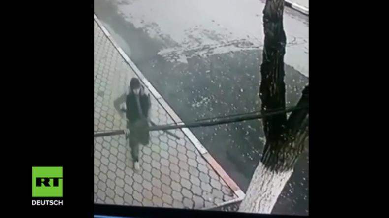 Dagestan: Mutmaßlicher IS-Anhänger kurz vor Anschlag gefilmt - Mann erschießt fünf Frauen vor Kirche