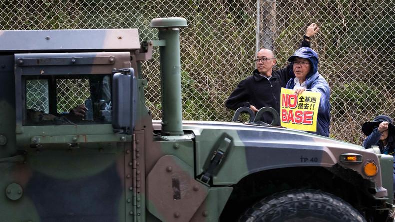 Nackt und besoffen im Wald – US Navy suspendiert drei Offiziere vom Dienst in Japan