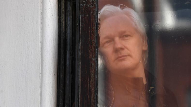 """Angebliche """"Einmischung in US-Wahlen"""": Assange kritisiert Muellers Anklageschrift gegen 13 Russen"""