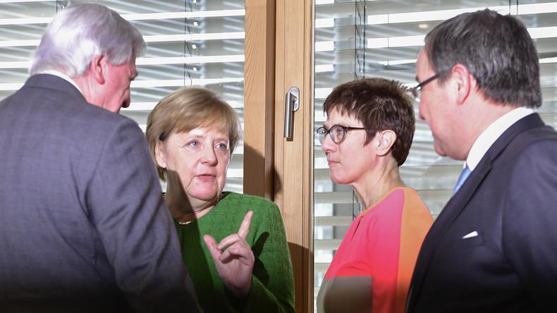Kramp-Karrenbauer wird neue CDU-Generalsekretärin