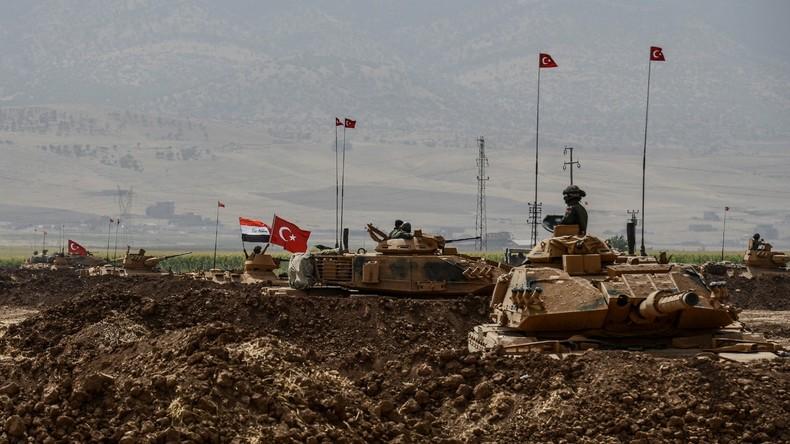 Türkischer Außenminister: Niemand kann Türkei stoppen, wenn syrisches Regime in Afrin YPG beschützt