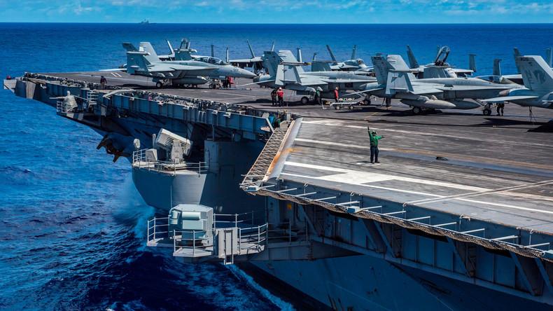 US-amerikanischer Flugzeugträger bald wieder in Vietnam - zum ersten Mal seit 1975