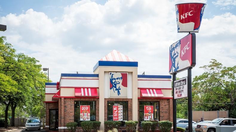 Poulet-Fiasko: KFC schliesst Hunderte Filialen