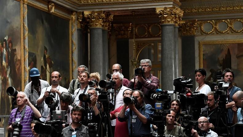 """""""Journalisten des Jahres"""" - Wie die Mainstream-Presse sich selbst ehrt"""