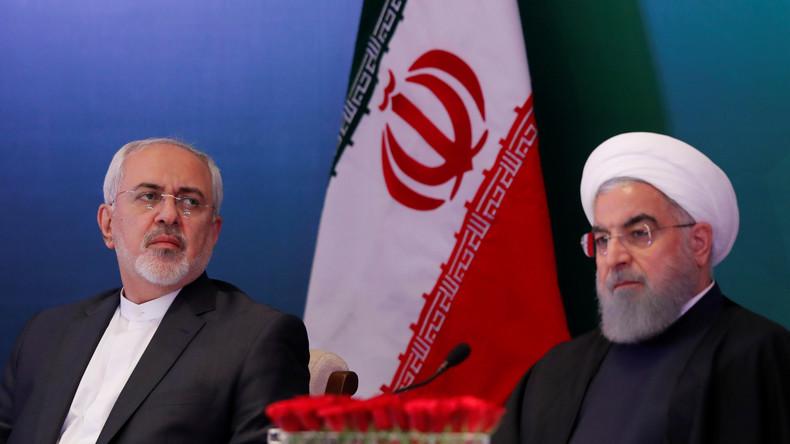 Iranischer Außenminister: USA sind besessen und handeln aus kurzsichtigem Eigeninteresse in Syrien