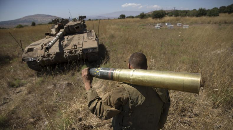 Israel droht Iran mit kriegerischer Auseinandersetzung in Syrien (Video)
