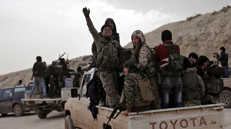 Gegen türkische Offensive: Syrische Armee unterstützt Kurden-Miliz YPG in Afrin