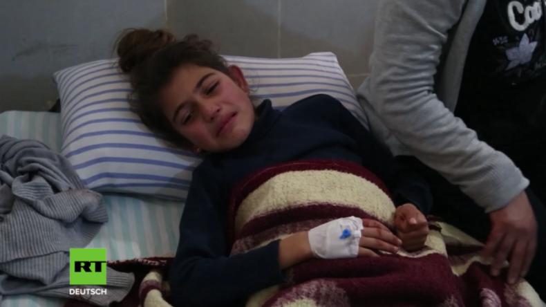 Türkei intensiviert Beschuss: Zahlreiche Verletzte nach angeblichem Afrin-Deal mit syrischen Truppen