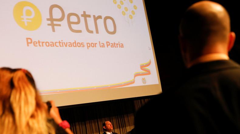Venezuela bringt eigene Kryptowährung in Umlauf