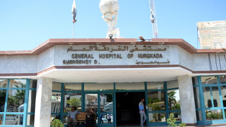 Brite stirbt in ägyptischem Krankenhaus, weil seine Krankenversicherung ungültig war