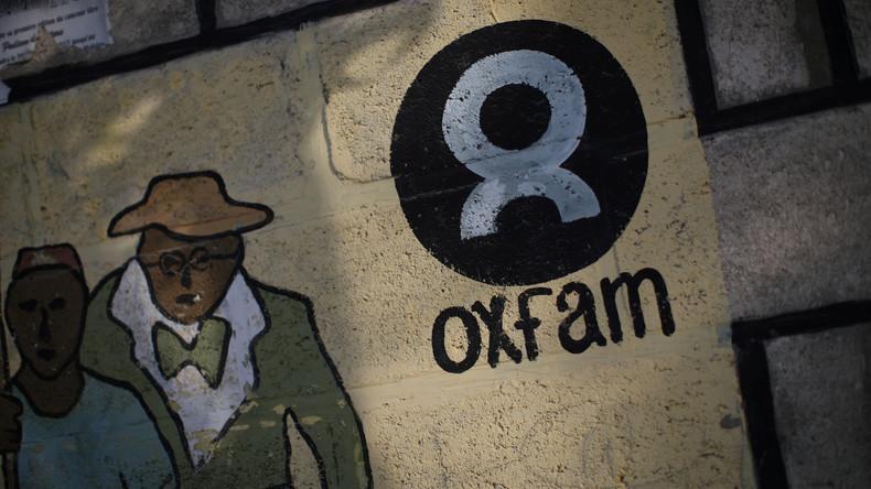 Oxfam-Skandal: Berichte über 26 neue Fälle von sexuellem Fehlverhalten der Mitarbeiter