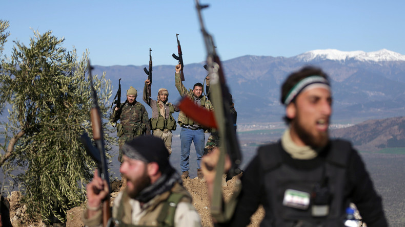 Afrin: Assad als möglicher Friedenstifter zwischen Türken und Kurden? (Video)