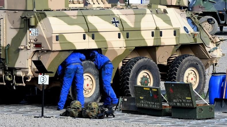 """Bundeswehr-Studie 2017: Mehr Geld für die """"kleinste Bundeswehr aller Zeiten"""""""
