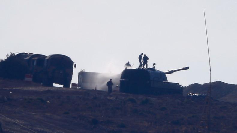 Erdogan-Sprecher: Unsere Artillerie zwang syrische Regierungsmiliz zum Rückzug aus Afrin