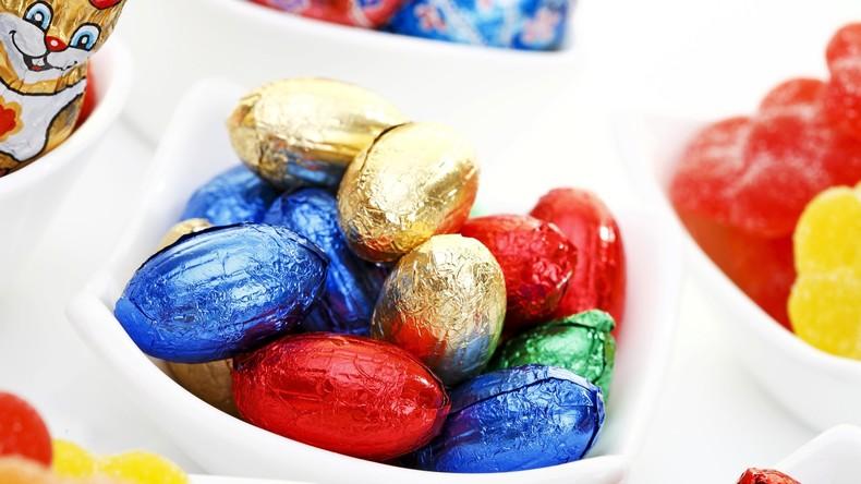 Überraschen durch Berauschen: Ü-Eier mit Amphetamin in Auto in Rheinland-Pfalz entdeckt
