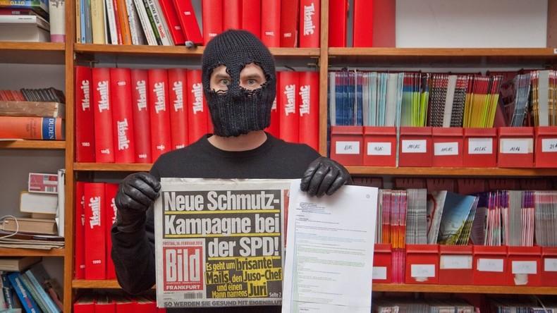 """Von BILD veröffentlichter Mailverkehr von Juso-Chef Kühnert mit """"russischem Troll"""" war gefälscht"""
