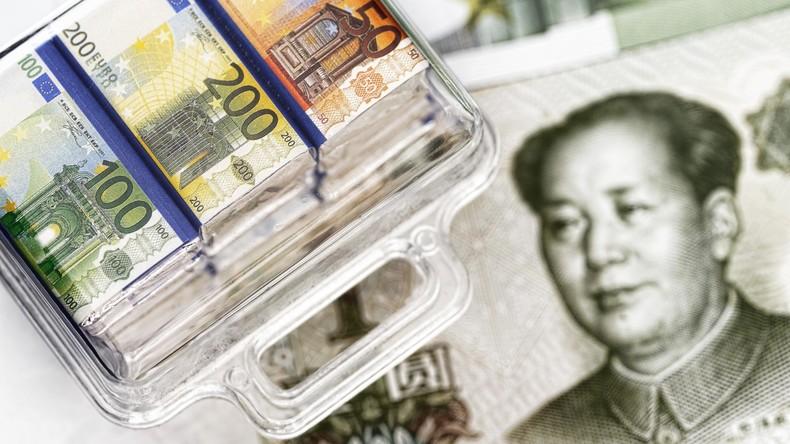 Die Volksrepublik China ist erneut Deutschlands wichtigster Handelspartner