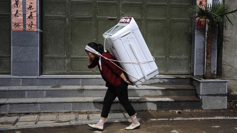 Kostenlose Fitness oder Geld für den Lift: Pekinger müssen für Fahrstuhlnutzung zahlen