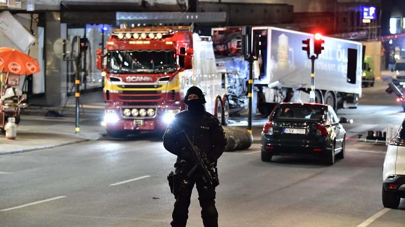"Terrorverdächtiger verteidigt Stockholm-Attentat: ""Allahs Wille"""