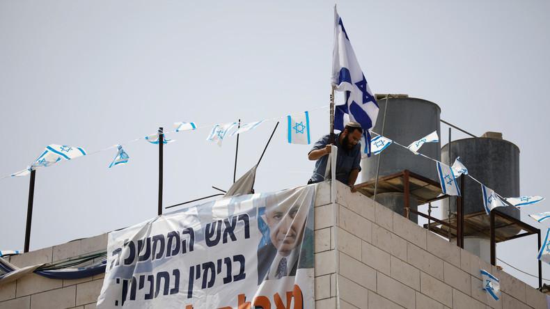 """""""Wir sind sehr zufrieden mit Trump"""" – Zahl illegaler jüdischer Siedler in Westbank wächst deutlich"""