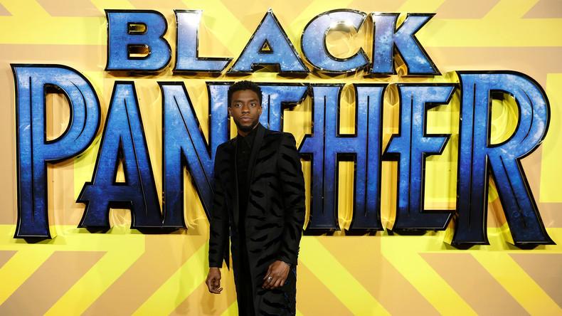 """""""Black Panther"""" – Ein schwarzer Superheld erhitzt die Gemüter (Video)"""
