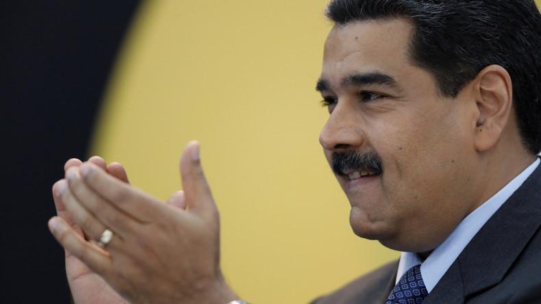 Gold als Absicherung: Venezuelas Präsident Nicolás Maduro kündigt zweite Kryptowährung an