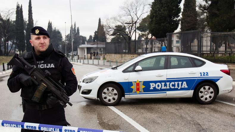 Handgranaten-Attentäter auf US-Botschaft in Montenegro war NATO-Gegner