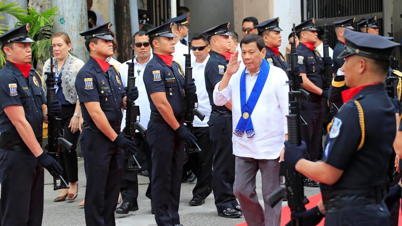 """Nach US-Bericht: Philippinen zeigen sich empört über Einstufung als """"regionale Bedrohung"""""""