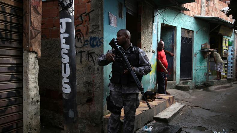 Brasilien: Militärischer Dauereinsatz in Rio de Janeiro befeuert Angst vor Rückkehr der Diktatur