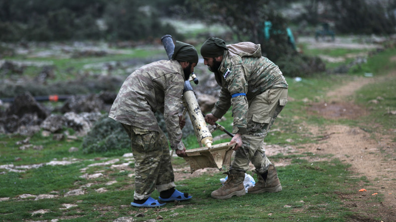 Medienberichte: Türkische Armee beschießt Konvoi nahe Afrin