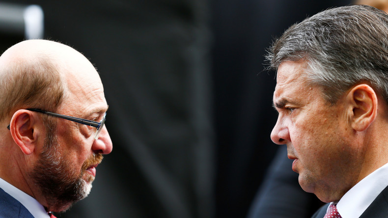 Deutschlandtrend der ARD: Mehrheit für Gabriel als Außenminister