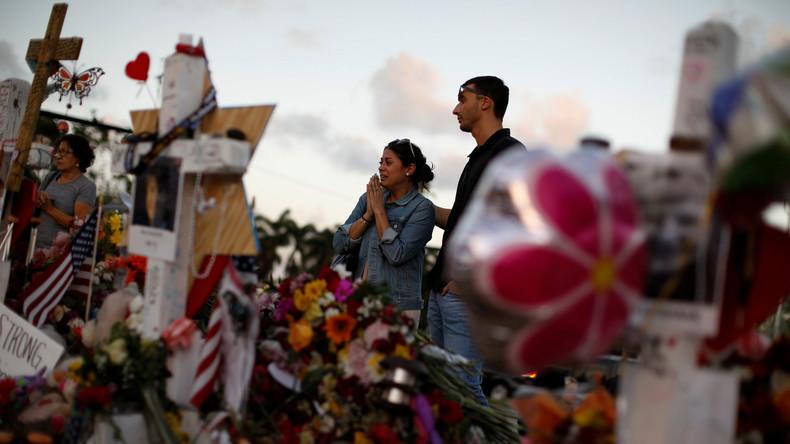 Florida: Polizist quittiert Dienst, weil er Schul-Massaker nicht verhindert hat