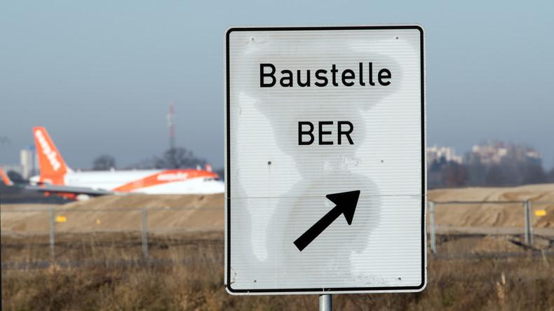 Geldvernichtungsmaschine: BER-Kosten steigen auf über sieben Milliarden Euro