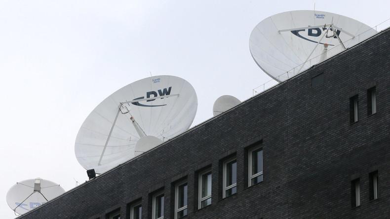 """""""Deutsche Welle"""" wird negativ bewertet: Das können nur russische Bots sein!"""