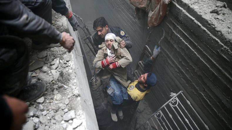 Syrien: Gute Opfer, schlechte Opfer – abhängig davon, wer sie umbringt (Video)