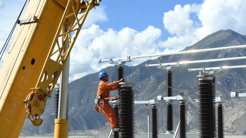 Um Chinas Einstieg ins deutsche Stromnetz zu verhindern: Berlin soll Druck auf Belgier ausüben
