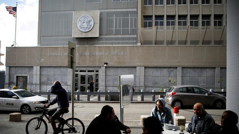Israelischer Minister: USA verlegen am 14. Mai Botschaft nach Jerusalem