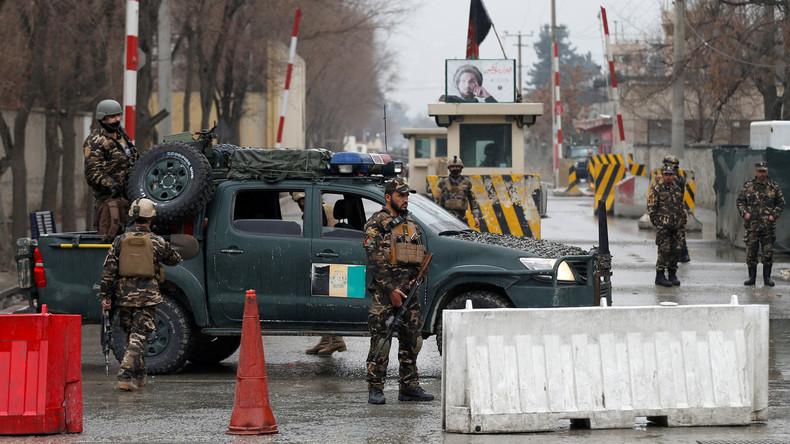Tote bei einer Anschlagsserie in Afghanistan
