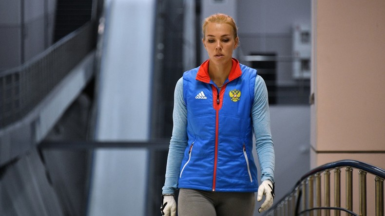 Russische Bobpilotin Nadeschda Sergejewa räumt Dopingverstoß bei Olympia ein