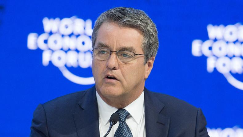 WTO-Chef Roberto Azevêdo warnt vor Handelskrieg