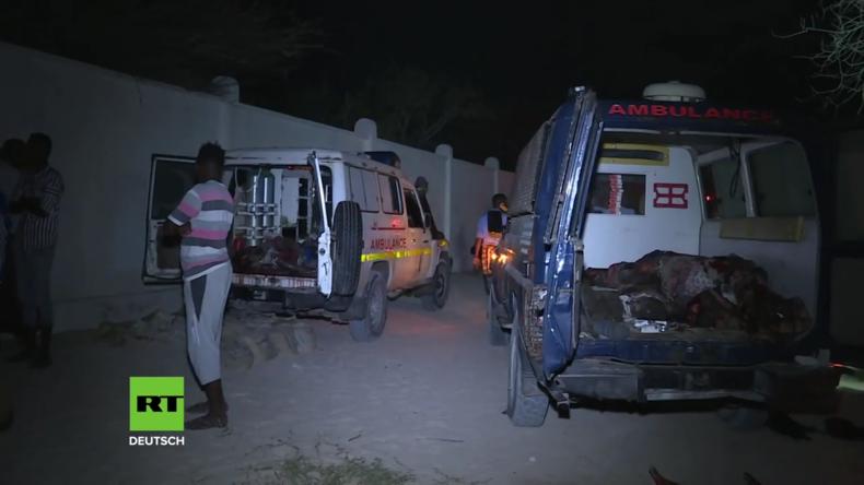 Somalia: Doppelanschlag in Mogadischu hinterlässt zahlreiche Opfer