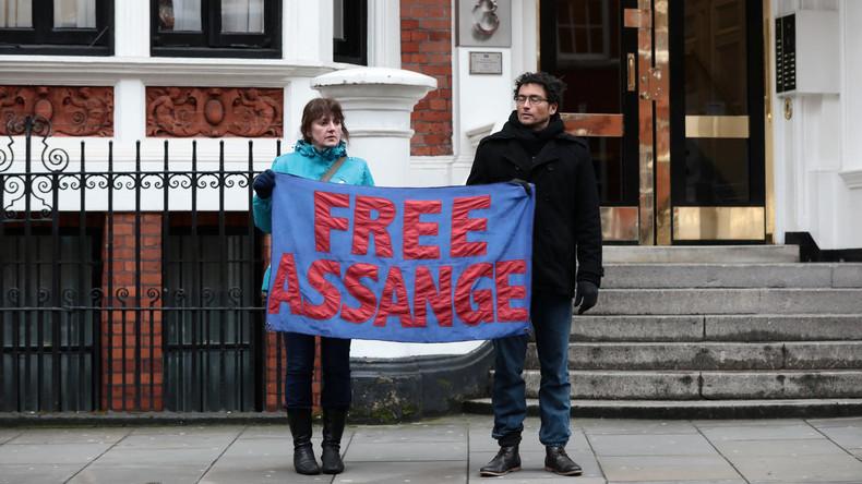 Ecuador: Großbritannien lehnt Verhandlungen im Fall Julian Assange ab