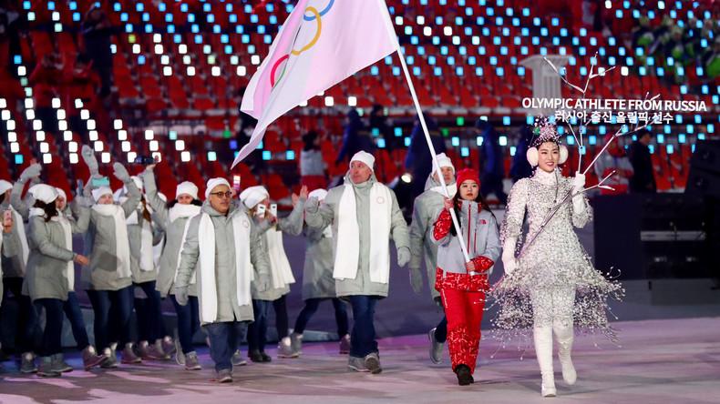 Russland bleibt bei Olympia suspendiert